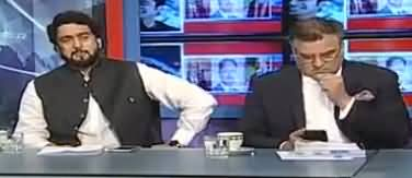 Kal Tak with Javed Chaudhry (Panama Case) - 17th July 2017