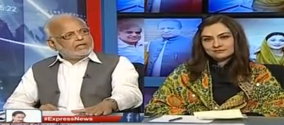 Kal Tak with Javed Chaudhry (Panama Case) – 20th April 2017