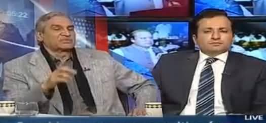 Kal Tak with Javed Chaudhry (Panama Case Faisla..?) – 22nd February 2017