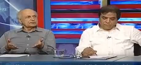 Kal Tak with Javed Chaudhry (Panama Case Hearing) - 18th July 2017