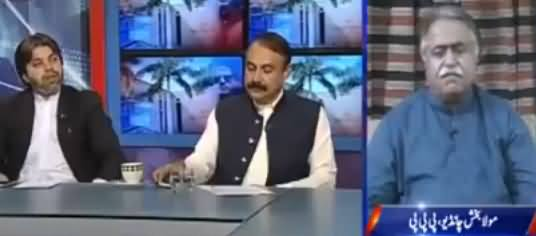 Kal Tak with Javed Chaudhry (Panama Case JIT) - 3rd July 2017
