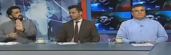Kal Tak with Javed Chaudhry (Panama Case JIT) – 6th July 2017