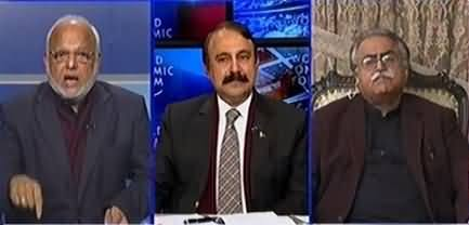 Kal Tak with Javed Chaudhry (Panama Case, PPP Rally) – 19th January 2017