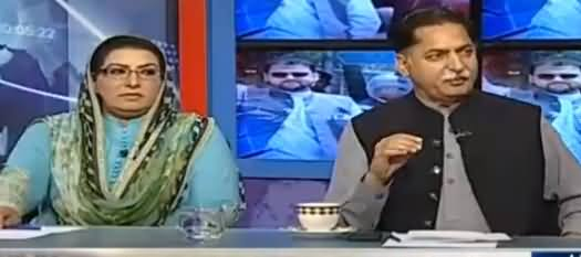 Kal Tak with Javed Chaudhry (Panama JIT) – 4th July 2017