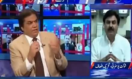Kal Tak with Javed Chaudhry (Panama Leaks Ki Dosri Qist) – 9th May 2016