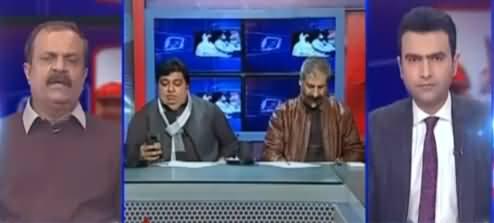 Kal Tak with Javed Chaudhry (PDM, Broadsheet) - 27th January 2021