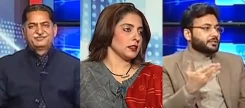 Kal Tak with Javed Chaudhry (PDM, No Confidence Motioni?) - 25th January 2021
