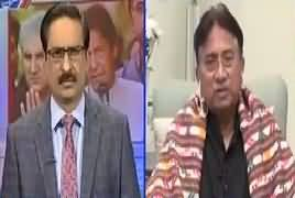 Kal Tak with Javed Chaudhry (Pervez Musharraf Interview) – 12th December 2017