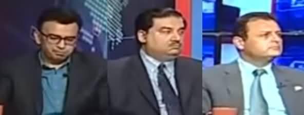 Kal Tak with Javed Chaudhry (PMLN Ko Khushi Raas Na Aai) - 28th September 2021