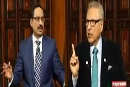 Kal tak with Javed Chaudhry (President Arif Alvi Exclusive) – 5th March 2019