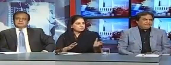 Kal Tak with Javed Chaudhry (PSL in Lahore) – 29th February 2017