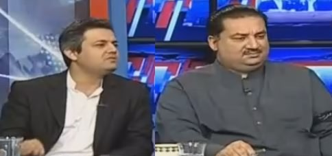 Kal Tak with Javed Chaudhry (PTI Number Game) – 15th August 2018