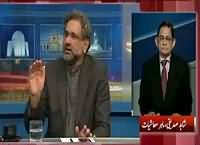 Kal Tak With Javed Chaudhry (PTI's Five Demands) – 9th February 2016