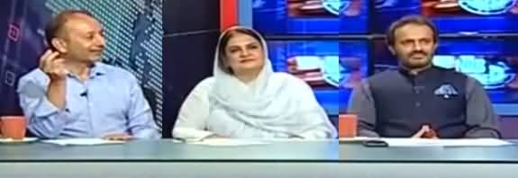 Kal Tak with Javed Chaudhry (PTI Winning Elections) - 28th July 2021