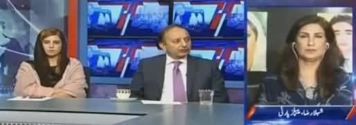 Kal Tak With Javed Chaudhry (Qabza Mafia) – 1st October 2018