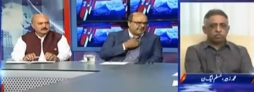 Kal Tak With Javed Chaudhry (SC Waiting For Muhsaraf) – 25th September 2018