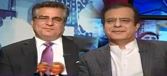 Kal Tak with Javed Chaudhry (Security Leaks) – 8th November 2016