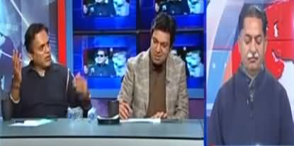 Kal Tak with Javed Chaudhry (Senate Elections) - 16th December 2020