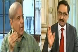Kal Tak With Javed Chaudhry (Shahbaz Sharif Exclusive Interview) –11th July 2018