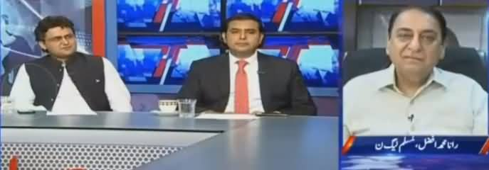 Kal Tak With Javed Chaudhry (Shattered Opposition) – 27th August 2018