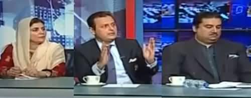 Kal Tak with Javed Chaudhry (Siasi Mahool Garm) - 19th October 2020