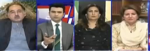 Kal Tak with Javed Chaudhry (Tahir Dawar Ka Qatal) - 15th November 2018