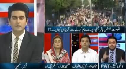 Kal Tak with Javed Chaudhry (Tahir ul Qadri on Roads) - 16th August 2017