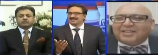 Kal Tak with Javed Chaudhry (Trump Ka Bayan) - 19th November 2018