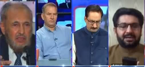 Kal Tak with Javed Chaudhry (Will Pakistan Recognise Afghanistan?) - 17th August 2021