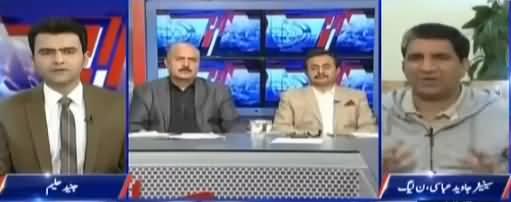 Kal Tak (Zulfi Bukhari Issue, Criticism on NAB) - 12th November 2018