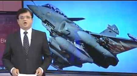 Kamran Khan Exposed Indian Army's War Capability by Playing Their Defense Analysts Clip