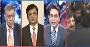 Kamran Khan's Response On Dr. Shahid Masood Allegations Against Him