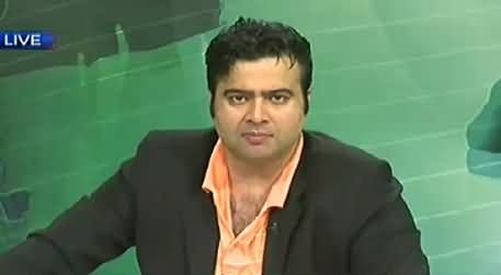 Kamran Shahid Exposed the PMLN Tactics to Stop the Votes Verification in Different Constituencies