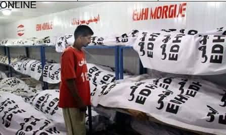 Karachi Mein Garmi Se Marne Walon Mein Se Bari Tadaad Mein Roza Daar Thay