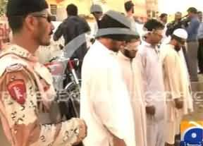 Karachi Operation: Terrorists and Bhatta Khor of Different Political Parties Arrested