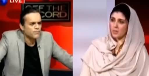 Kashif Abbasi And Mubashir Luqman Exposed Ayesha Gulalai's Lies