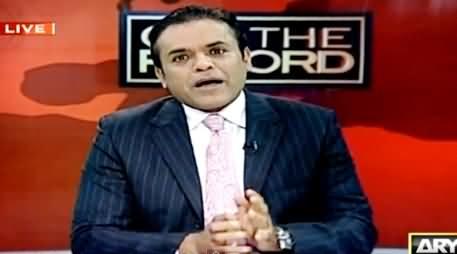 Kashif Abbasi Detailed Analysis on Karachi Operation From Start to Till Now