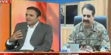 Kashif Abbasi Harshly Criticizing Govt on PM House Press Release