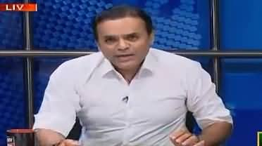 Kashif Abbasi Responds On PMLN Workers Attack On ARY News Reporter