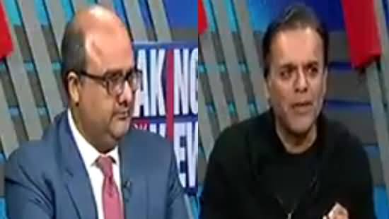 Kashif Abbasi Telling What A PMLN MNA Told Him in Private
