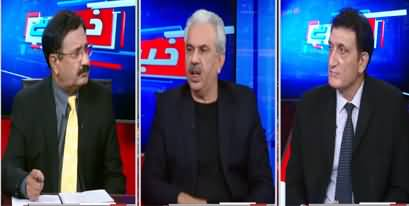Khabar Hai (Army Chief Takes Notice of IG Sindh Issue) - 20th October 2020