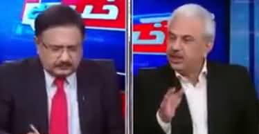 Khabar Hai (Azad Kashmir Mein Election Ki Gehma Gehmi) - 8th July 2021