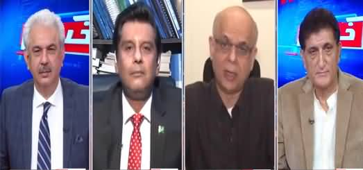 Khabar Hai (Civil Military Relations, PDM Protest) - 19th October 2021