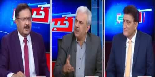 Khabar Hai (Corona SOPs, Imran Khan's Governance) - 5th May 2021