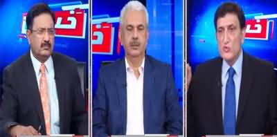 Khabar Hai (Deadlock Between Federal & Sindh Govt) - 17th August 2020