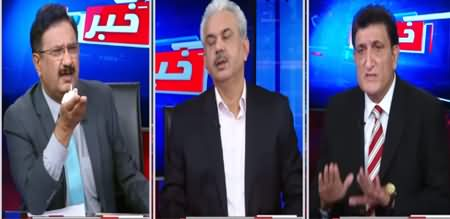Khabar Hai (Differences in PMLN) - 2nd November 2020
