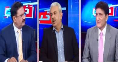Khabar Hai (Fazalur Rehman Contacts Nawaz Sharif) - 18th August 2020