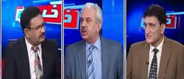Khabar Hai (Govt's Strategy To Handle Fazlur Rehman Dharna) - 15th October 2019
