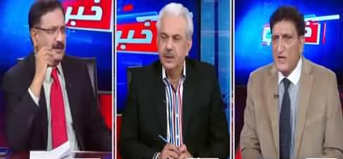 Khabar Hai (Imran Khan Angry on Opposition) - 6th May 2021