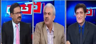 Khabar Hai (Imran Khan's China Visit, Azadi March) - 9th October 2019